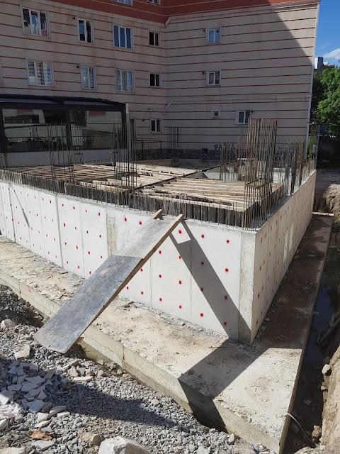perde beton