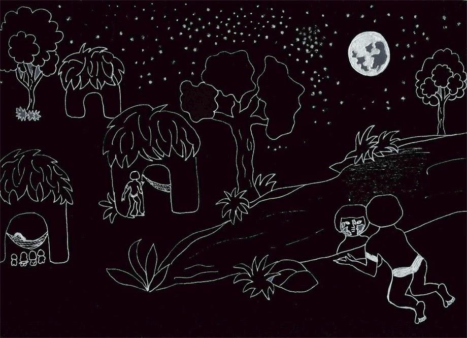 Mito Zahy Lua Índios