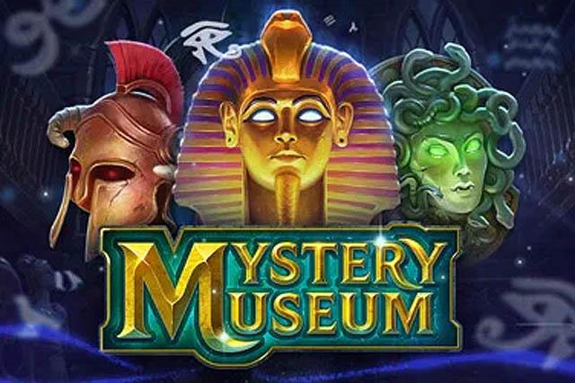 ULASAN SLOT PUSH GAMING MYSTERY MUSEUM