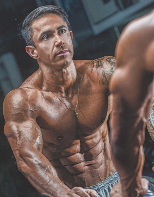 FRANCISCO ROCHA .. Here are his tips for creating an essentially ageless body
