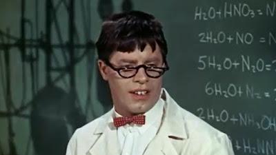 Jerry Lewis, em O Professor Aloprado