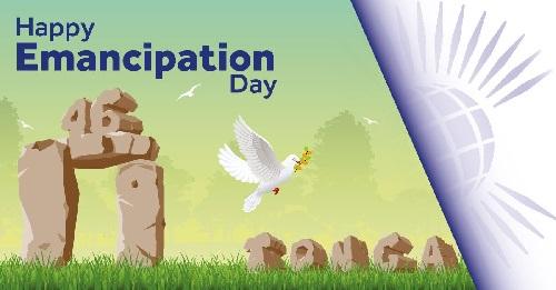 Tanggal 4 Juni Hari Emansipasi Di Tonga