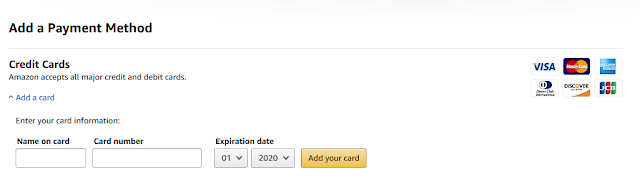 Amazon Prime Student Sign Up