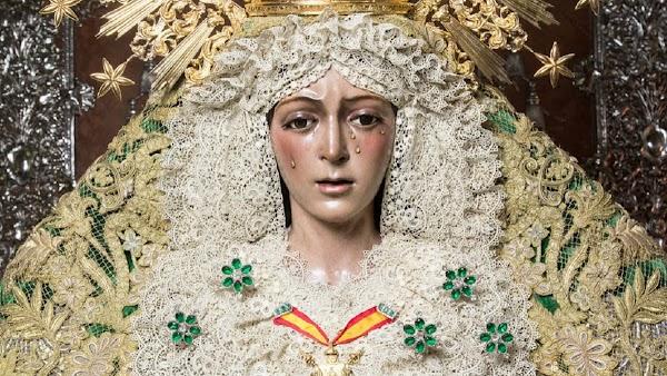 La Macarena da a conocer todos los detalles del acto reverencial a la Virgen de la Esperanza