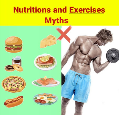 Exercise & Nutrition Myths in Bodybuilding