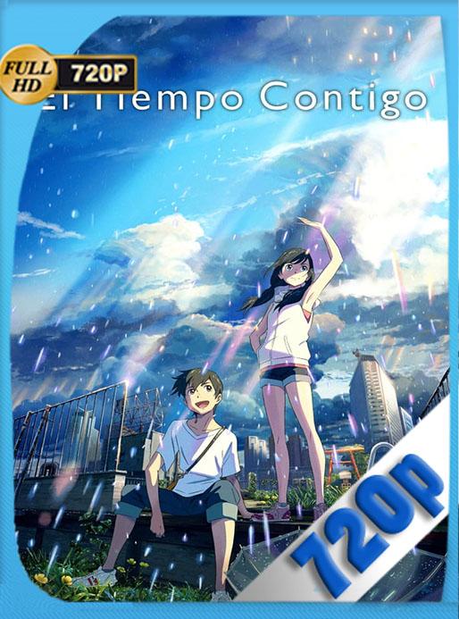 El Tiempo Contigo [Tenki no ko (Weathering With You)] (2019) HD 720p Latino  [Google Drive] Tomyly