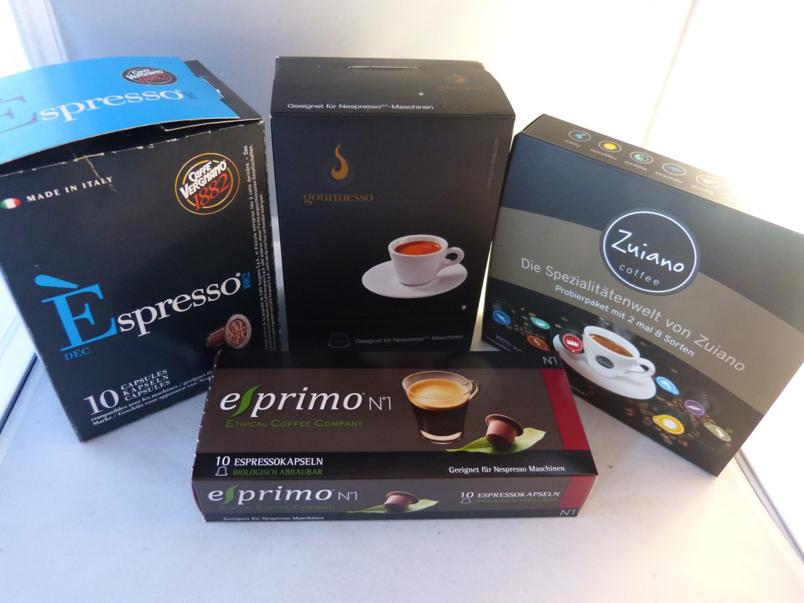 leere nespresso kapseln bestellen