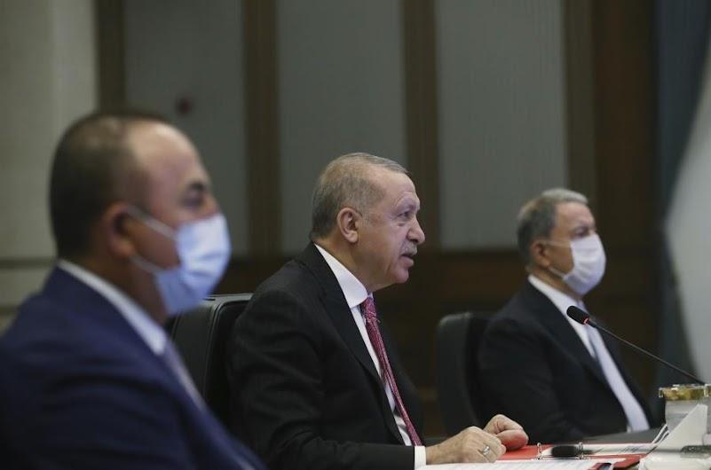 Μήνυμα αδιαλλαξίας από την τουρκική ηγεσία για Κύπρο, Μεσόγειο, Θράκη
