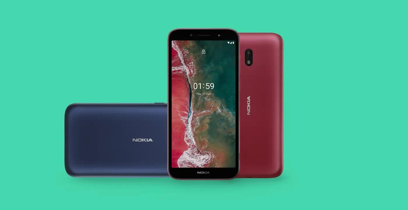 Nuovo Nokia C1 Plus, compatto con display HD+ e Android 10 a 69 euro