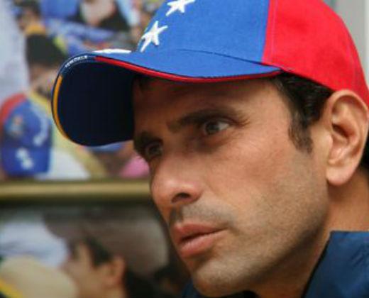 Capriles: La huelga general es un acto voluntario