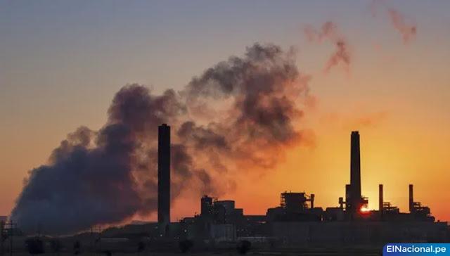El CO2 aumenta en la atmósfera
