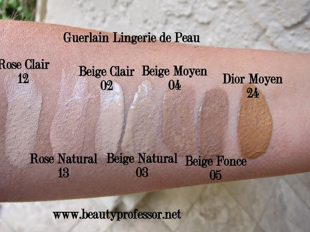 Lingerie De Peau Natural Perfection Foundation by Guerlain #3