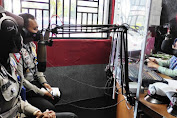 Operasi Patuh 2021, Satlantas Polres Purbalingga Sosialisasi Interaktif di Radio