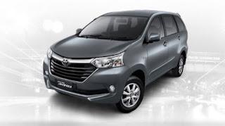 Harga Toyota Avanza di Pontianak Warna Silver Metallic