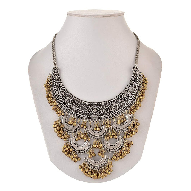 Oxidized Necklace Sets Online