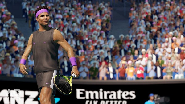 Differences of AO Tennis 2 vs Tennis World Tour 2