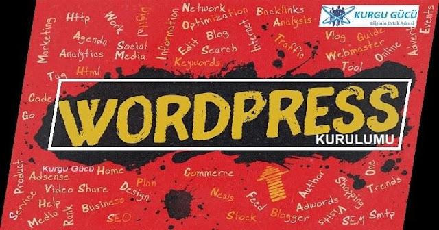 WordPress Kurulumu: 10 Adımda FTP ile Wordpress Kurma - Kurgu Gücü