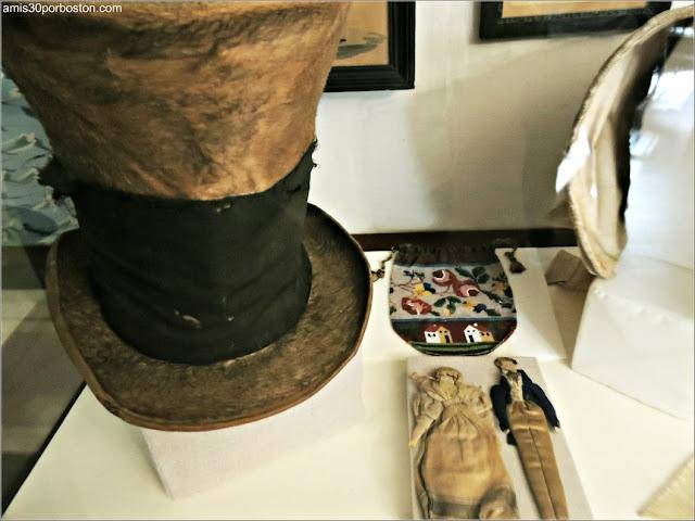 Sombrero de Copa en la Mansión de John Brown, Providence