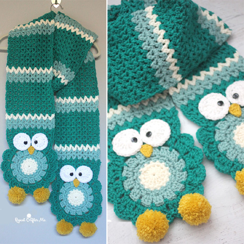 Beautiful Skills Crochet Knitting Quilting Crochet Owl Super