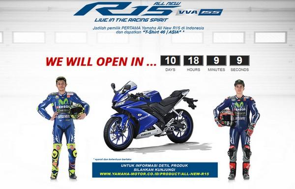 Cara Inden Online Yamaha R15