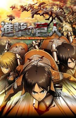 Download Shingeki no Kyoujin (Attack on Titan) (Download mega ou assistir online, legendado mkv)