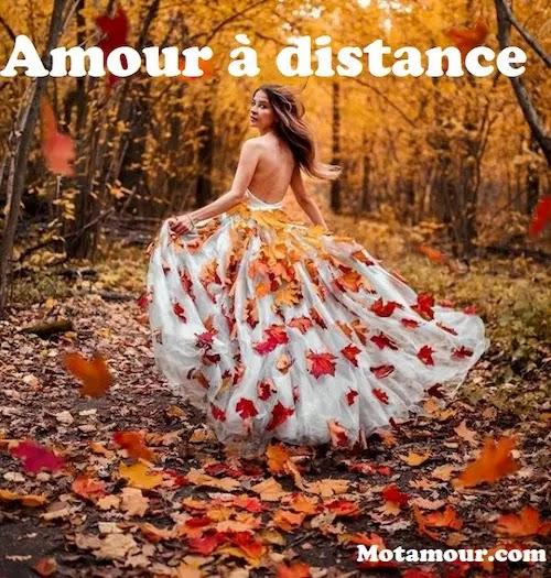 Image Amour à distance
