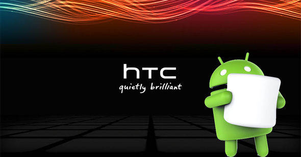 The timing of updates is filtered Marshmallow Android HTC phones