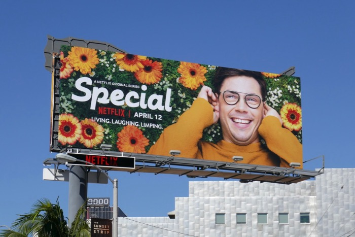 Special series premiere billboard