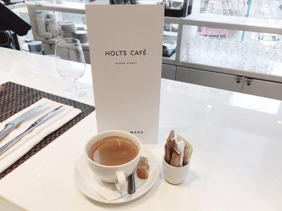 Holts Café at Holt Renfrew Toronto - Foodaholic!