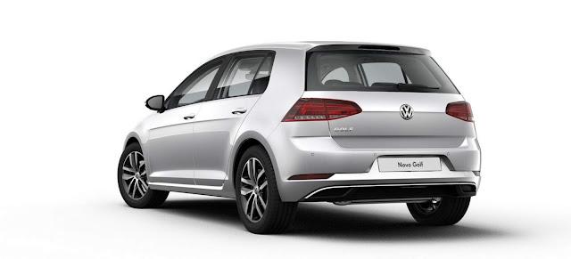 VW Golf Comfortline 2018 TSI Automático - Completo