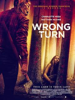 Wrong Turn[2021][NTSC/DVDR] Ingles, Subtitulos Español Latino