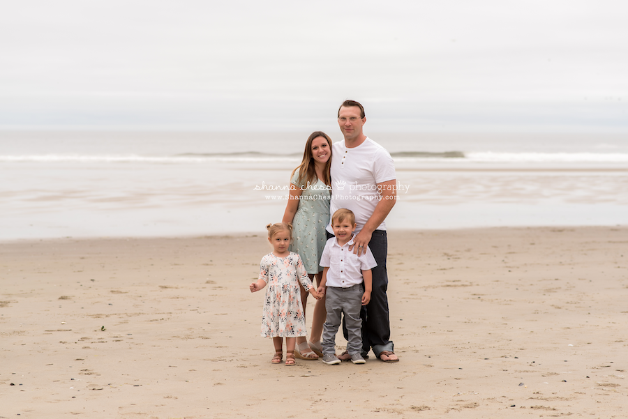 oregon outdoor family photographer