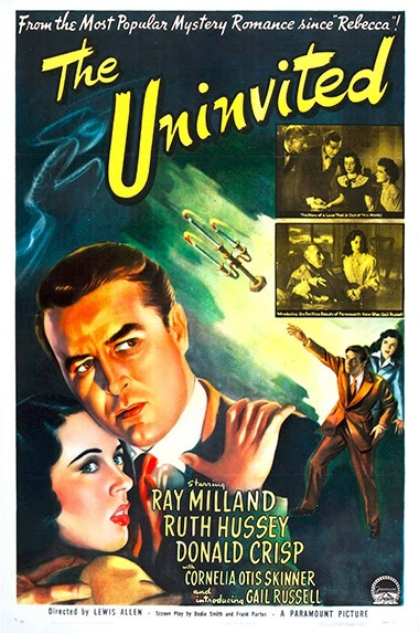 Poster - The Uninvited (1944)