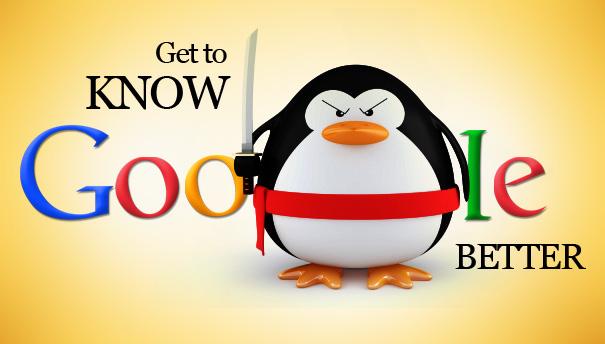 algoritma google penguin