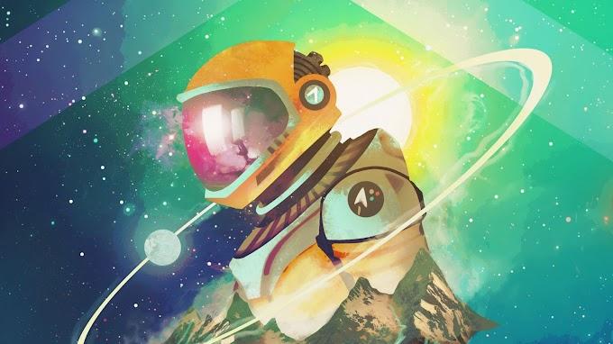 Cosmonauta, Astronauta, Traje Espacial, Arte