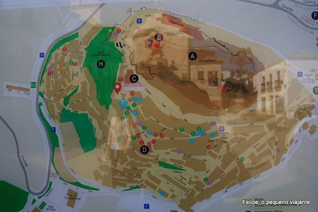 centro histórico de Zahara de la Sierra