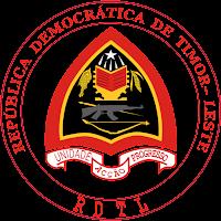 Logo Gambar Lambang Simbol Negara Timor Leste PNG JPG ukuran 200 px