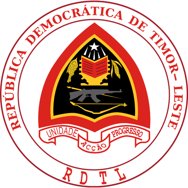 Logo Gambar Lambang Simbol Negara Timor Leste PNG JPG ukuran 600 px