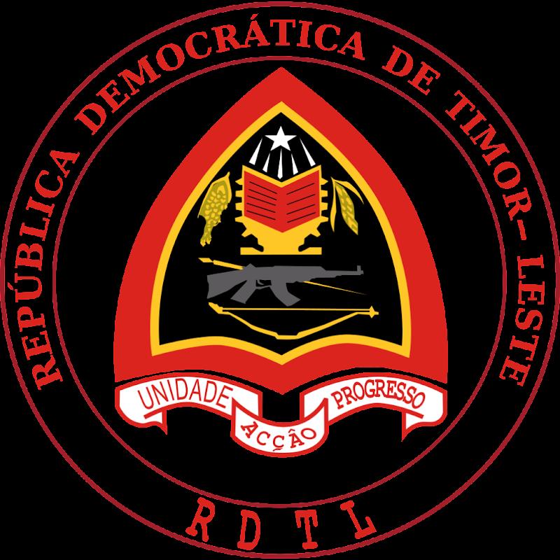 Logo Gambar Lambang Simbol Negara Timor Leste PNG JPG ukuran 800 px