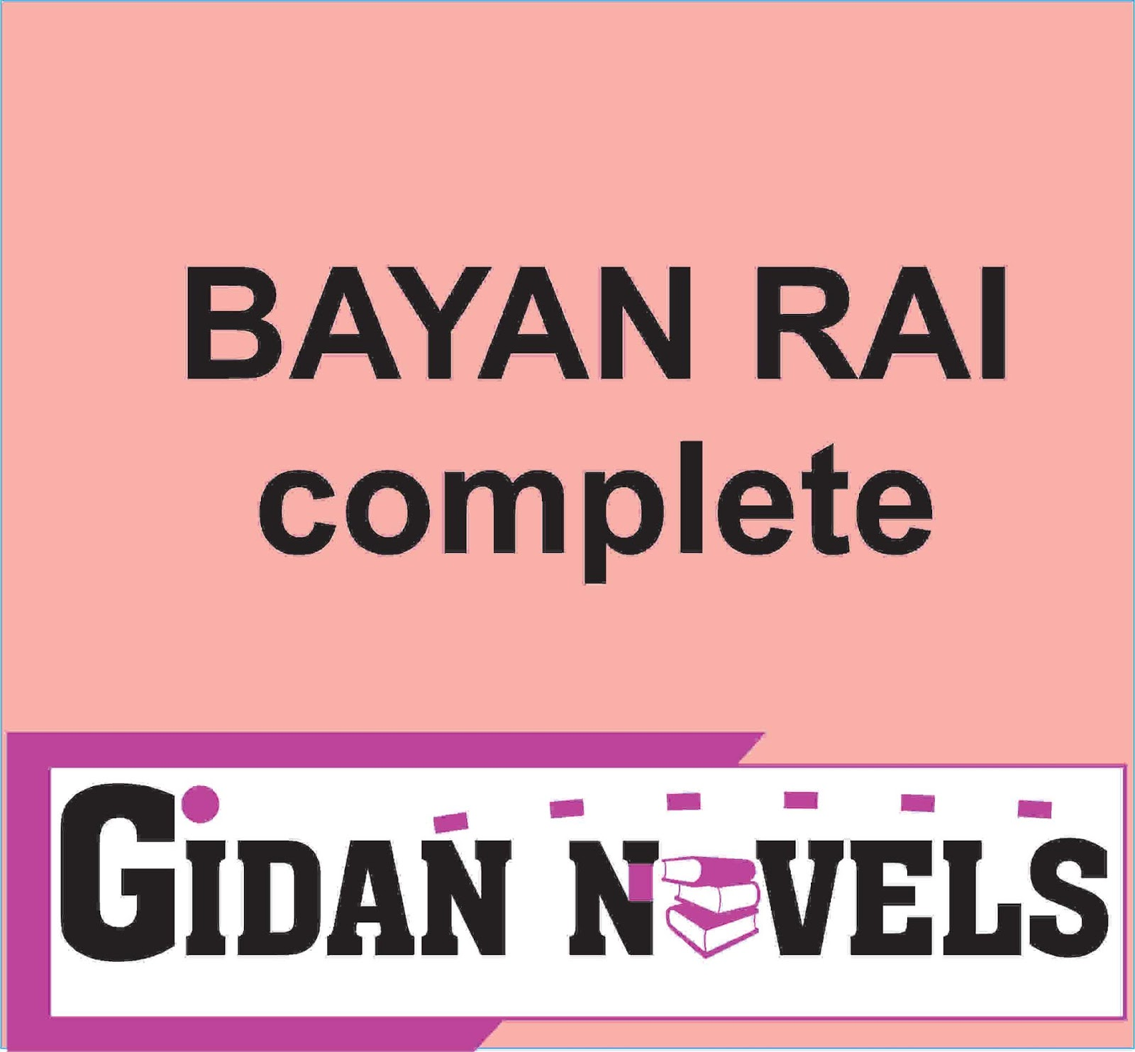 BAYAN RAI COMPLETE SHORT HAUSA STORY - Gidan Novels | Hausa Novels