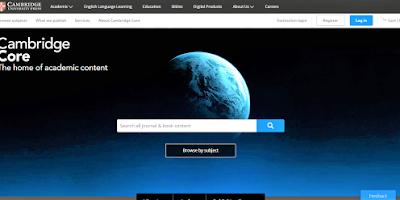 17+ Situs Penyedia Jurnal Internasional Gratis dan Terpercaya untuk Tugas Akhir Kuliah