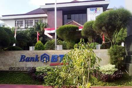 Alamat & Nomor Telepon Bank BTN Cabang Bekasi