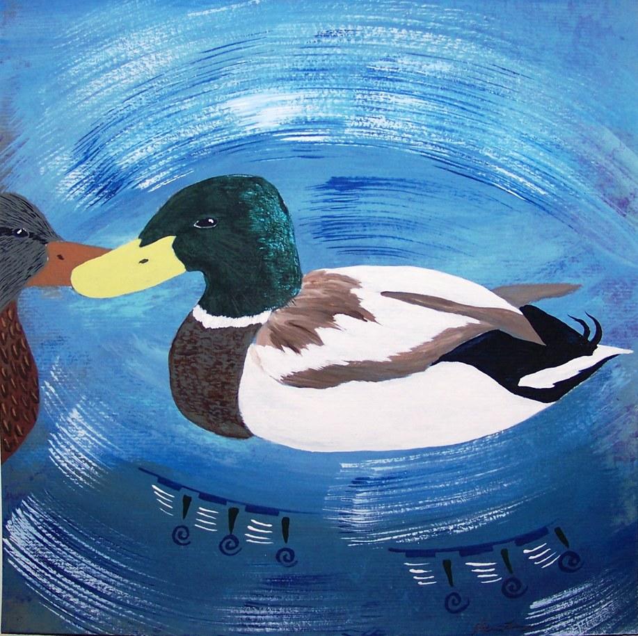 mallard duck symbolism