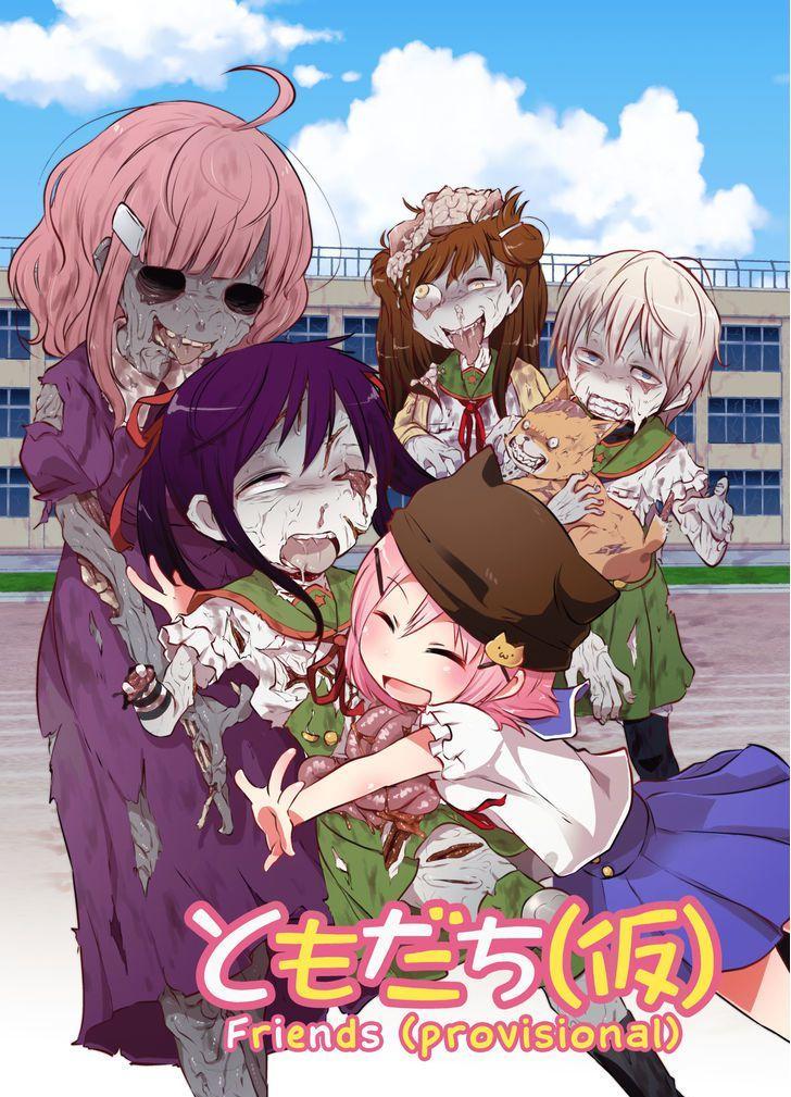 Trường học Zombie -Gakkou Gurashi - Anime Gakkou Gurashi! VietSub