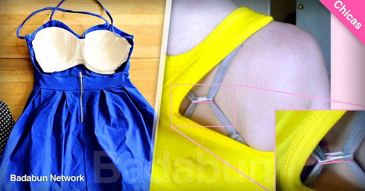 bra brasier sosten mujeres soporte moda estilo DIY pecho salud