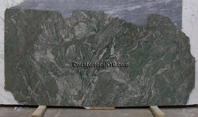 Malakite Green Marble Slab NYC 2cm