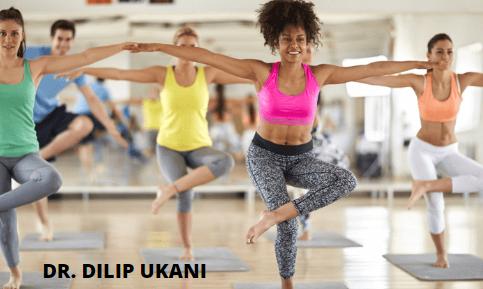एरोबिक्स व्यायाम के हमारे ऊपरी शरीर के लिए फायदे