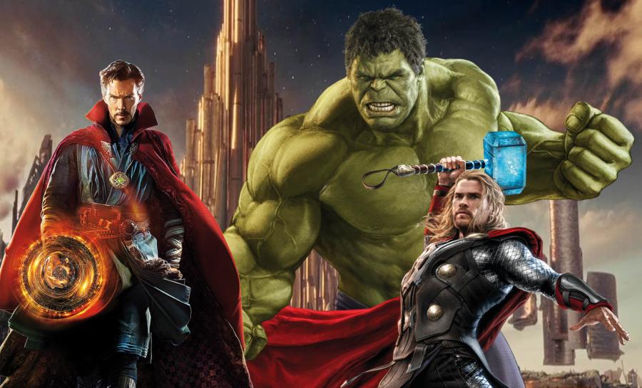 """Revelada nova sinopse de """"Thor 3: Ragnarok"""""""