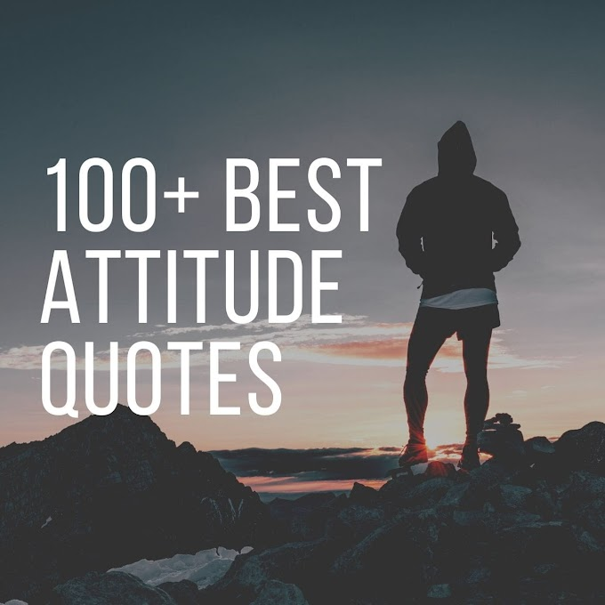 100+ Best Attitude Quotes & Status in Hindi - Wishes Junction