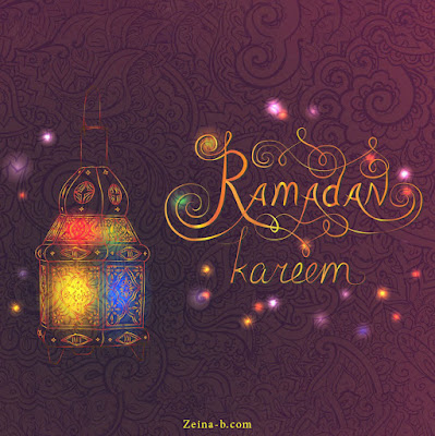 تصميمات رمضانية وفانوس رمضان بشكل جميل جداً